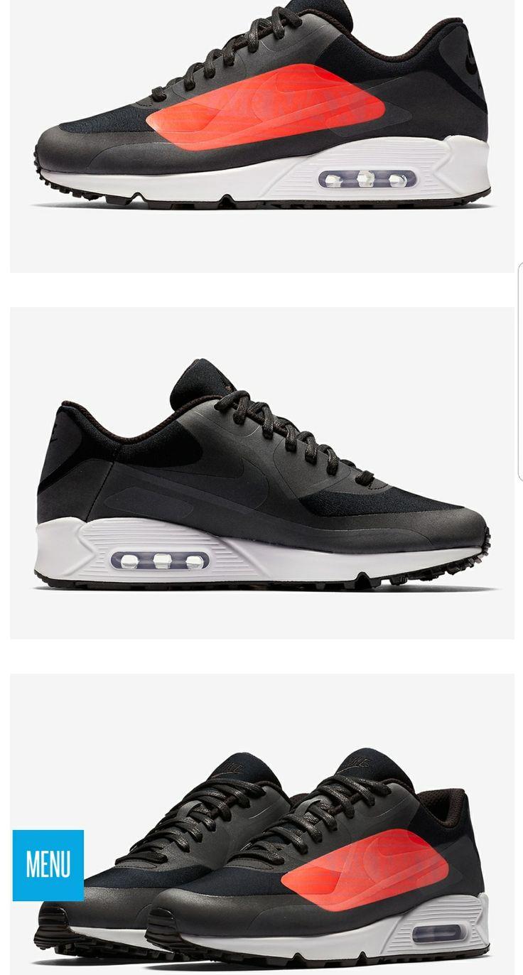 Best Drop Shipping Nike Air Max 90 Mens running shoes Burgundy black[725222-600]