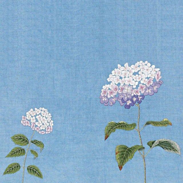 #야생화자수 #수국 #꿈소 #꿈을짓는바느질공작소 #자수 #embroidery #handembroidery #embroideryart #sewing #needlework #stitchart #dmc #wildflowers #hydrangea #handmade