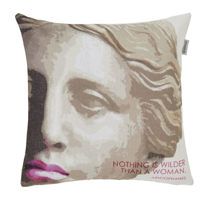 Nothing is wilder than a woman - Aristophanes