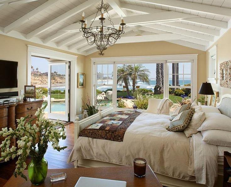 Les plus belles deco maison de charme chambre coucher for Les plus belles deco interieur