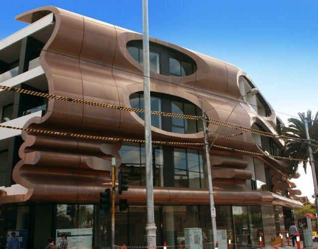 The Face - larson ® metals Copper - Melbourne (AUSTRALIA)