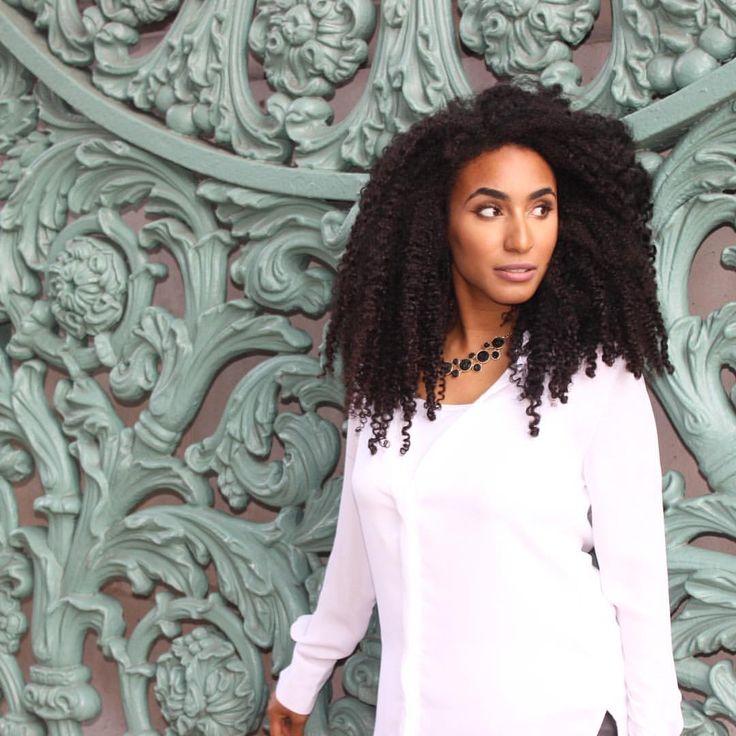 1000+ Ideas About Long Textured Hair On Pinterest