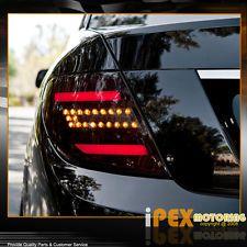 2008-2011 Mercedes Benz W204 C300 C350 C63 LED Brake/Signal/Reverse Tail Lights (Fits: Mercedes-Benz)