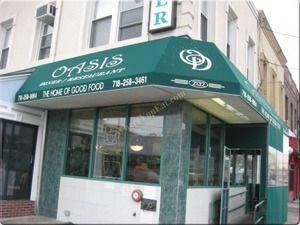 Oasis Diner on Flatbush Avenue, Brooklyn