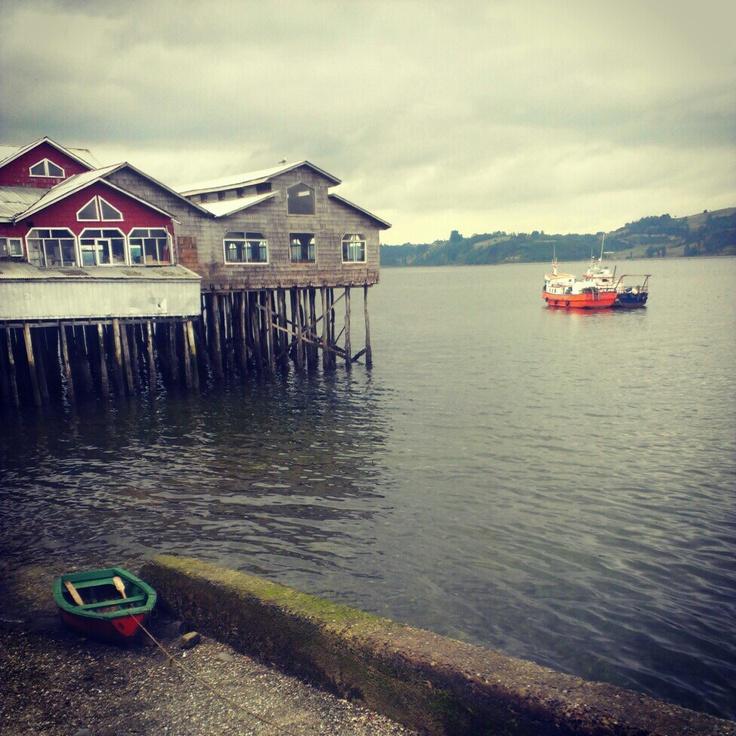Houses of Castro, Chiloe