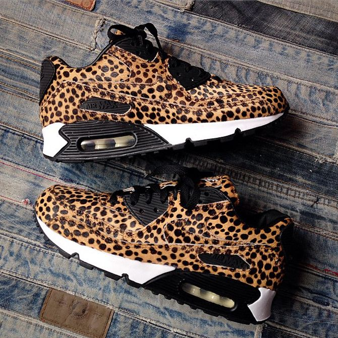 Happy #AirMax Day! Nike Air Max 90 Cheetah Pony | Sole Collector. #WishList