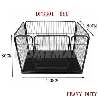 New Heavy Duty Pet Dog Cat Rabbit Playpen Enclosure Exercise Cage | Pet Products | Gumtree Australia Brisbane South West - Richlands | 1069509383