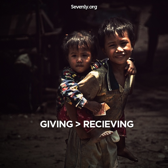 Are you addicted to a life-style of generosity?