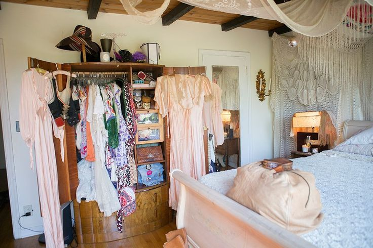 Vanessa's Vintage Bohemian Hilltop Home House Tour | Apartment Therapy