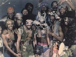 Funkadelic/Parliament band