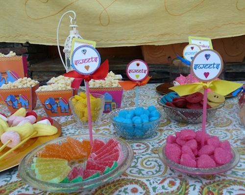 fiesta infantil bollywood impactante puesta en escena fiestas infantiles y cumpleaos de