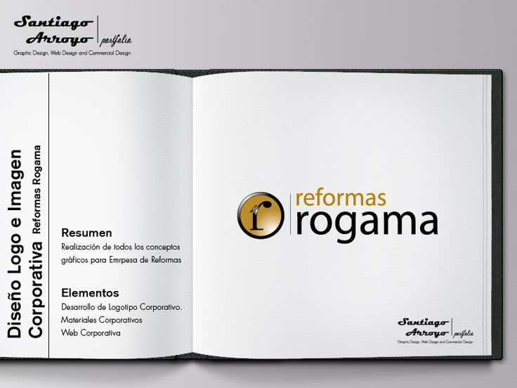 Imagen Corporativa Reformas Rogama