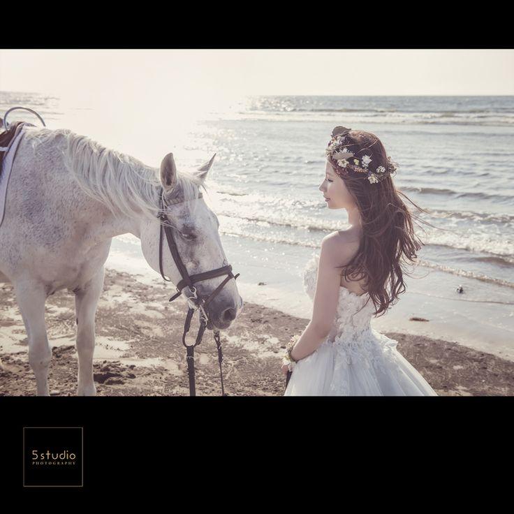 海邊系列 - 5studio - WeddingDay 我的婚禮我做主