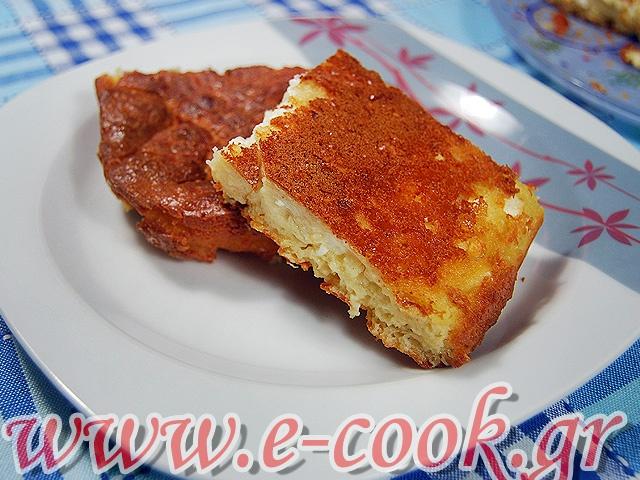 Γιαουρτόπιτα. | Συνταγές μαγειρικής e-cook.gr