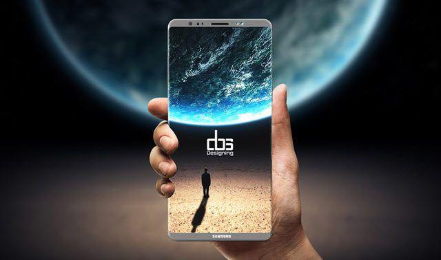 Nueva filtración del Galaxy Note 8 revela la presencia de un lector de huellas en la parte trasera