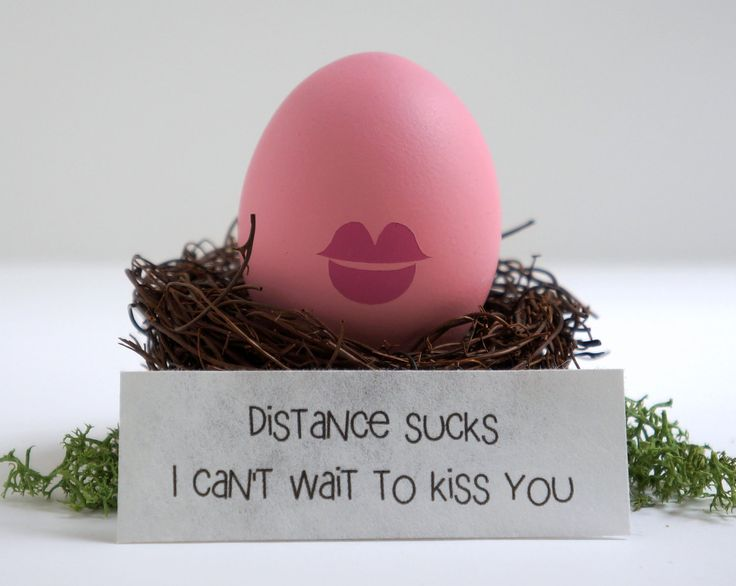 I Can't Wait To Kiss You. Long Distance Relationship. I