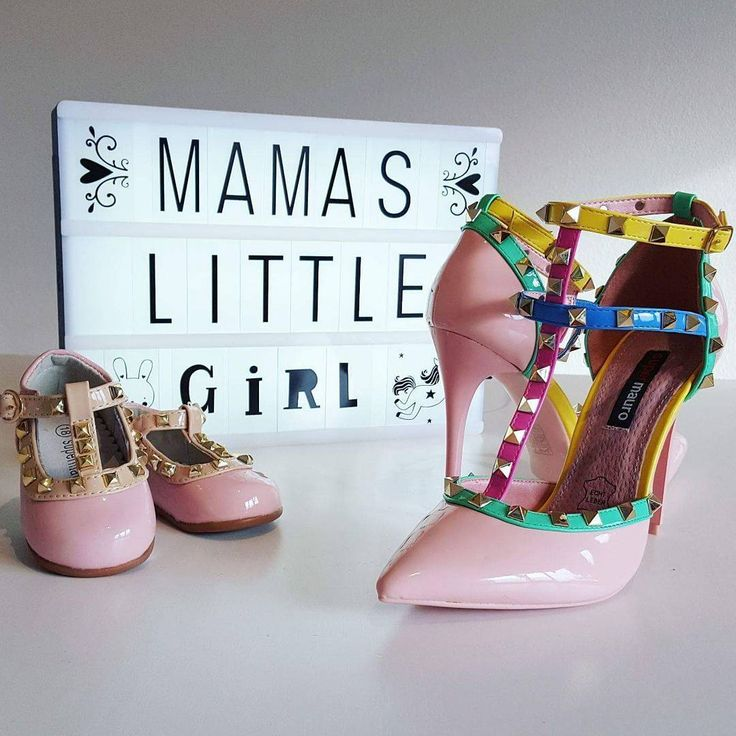rockstud valentinostyle Heels and cute Ballerinas for little Princesses - Mamas little Girl - Lightbox - Lightboxletters - High Heels - Colorful - supermauro - zürich - switzerland