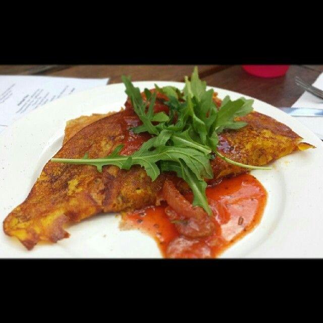 breakfast at Lentil As Anything - Sri Lankan breakie! #vegan