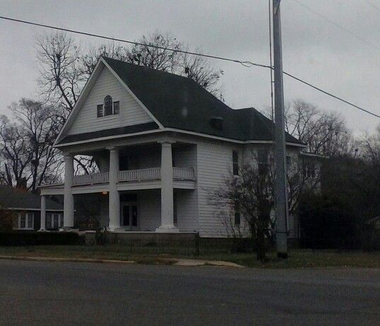 Historic Home on Dartmouth Ave. in downtown Bessemer,Alabama