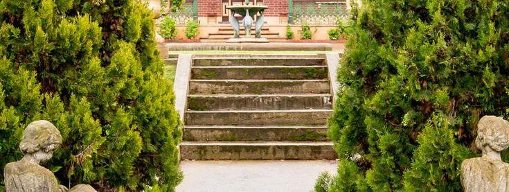 Front Entrance Steps