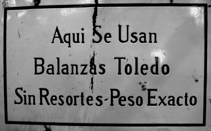 Balanzas Toledo, Carroza Antiguedades