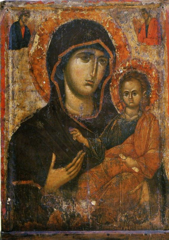 """Icon of the Mother of God """"Neamts"""""""