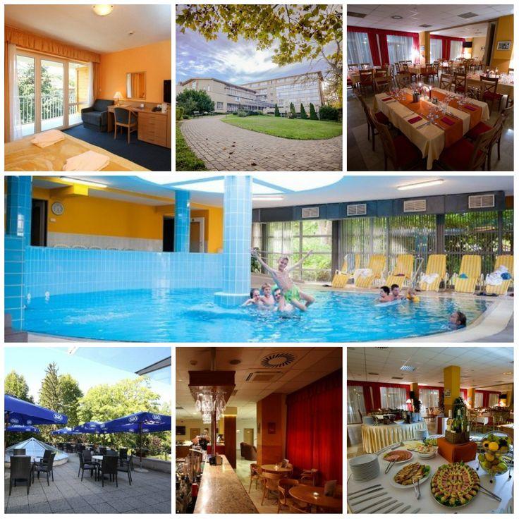 Sungarden Hotel Siófok  -  Wellness-Tél-Siófok  8.400 Ft/fő/éjtől!