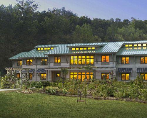 10 greenest dorms in the world: Warren Wilson College, Ecodorm