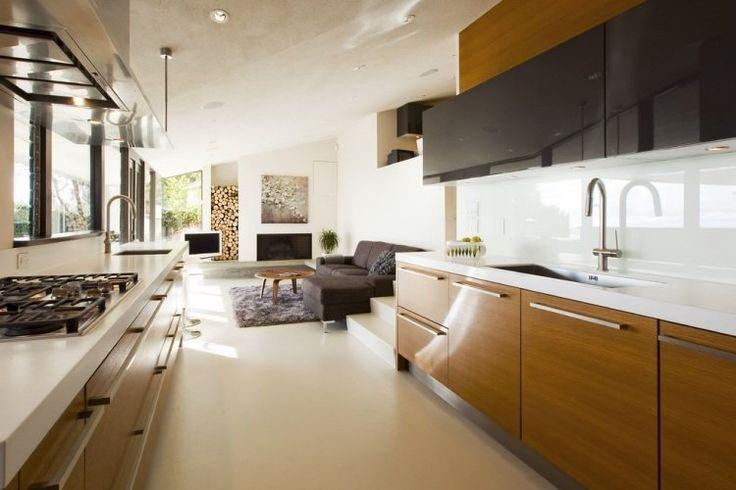 Les 25 meilleures id es concernant plan de travail resine sur pinterest plan de travail beton for Credence corian
