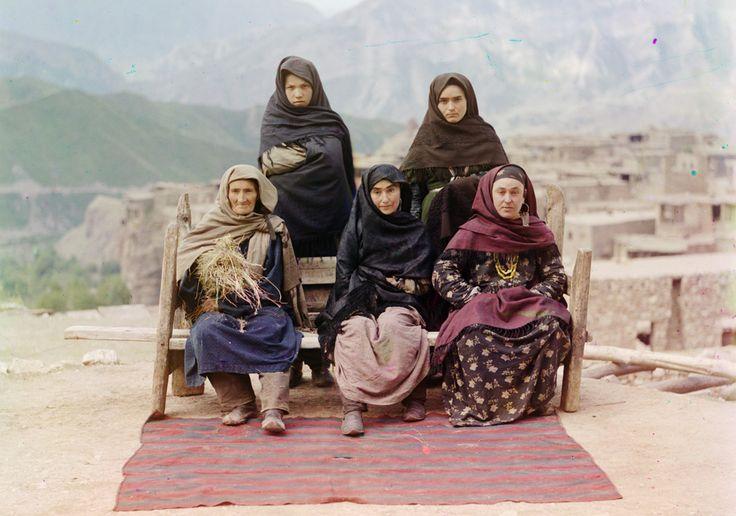 Российская империя в цвете: 34 фотографии, которым уже более ста лет