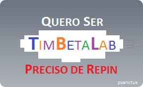 quero ser Beta Lab