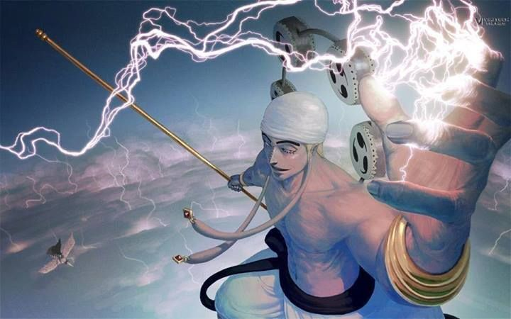 Enel - One Piece,Anime
