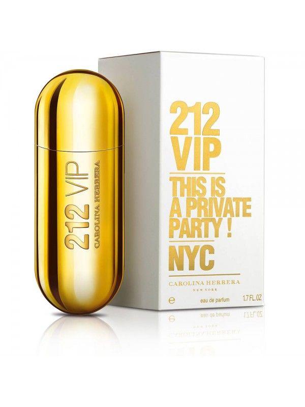 Perfume 212 VIP 100ml Carolina Herrera