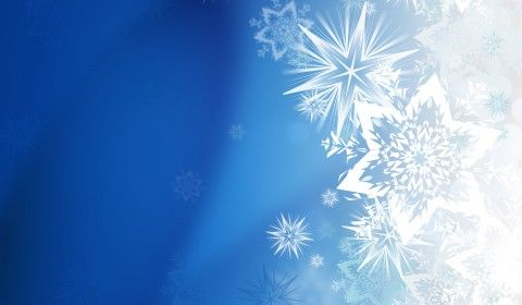 Winter background (with animation) | PSDGraphics