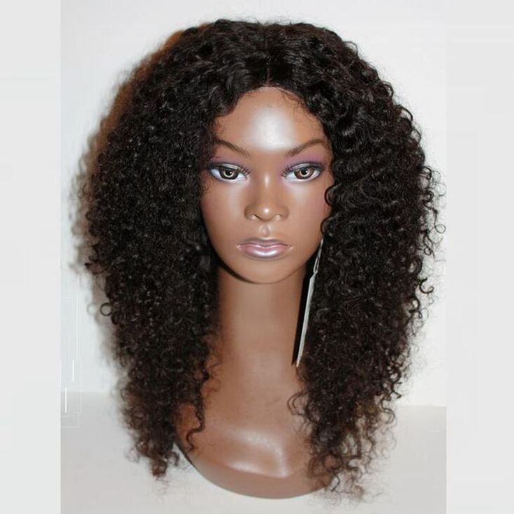 """Long kinky curly synthetic lace front wig heat resistant perruque synthetic women ,short wigs for black women middle part 3-4"""""""