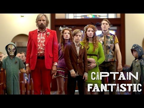 CAPTAIN FANTASTIC | Official HD Trailer