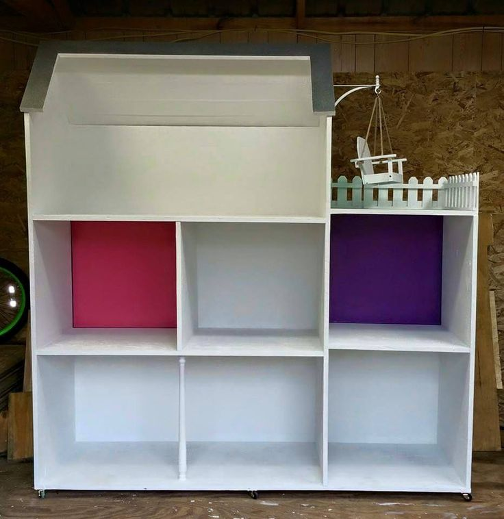 Do It Yourself Home Design: 17 Best Images About Doll Houses And Decorating Ideas On