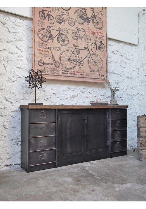 20 best Mobilier images on Pinterest Industrial furniture