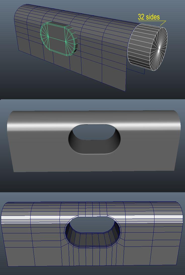 FAQ: How u model dem shapes? Hands-on mini-tuts for mechanical sub-d AKA ADD MORE GEO - Page 196 - Polycount Forum