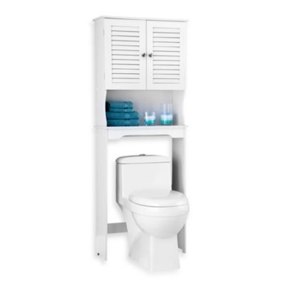 Photo Album Gallery Buy Louvre Bath Space Saver in White from at Bed Bath u Beyond An easy way to organize your necessities this space saver is easy to assemble and can even