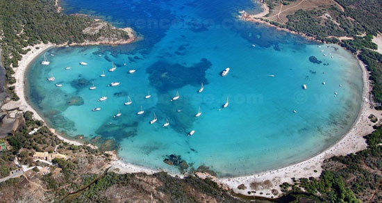 Corse, plage de la Rondinara. Hopefully going here in May!