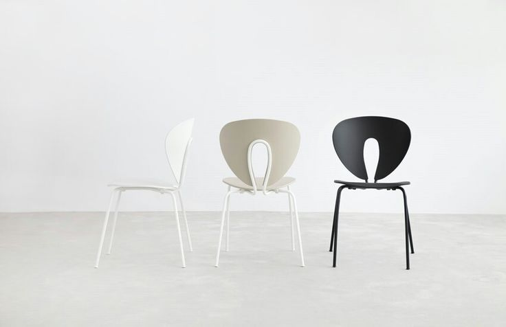 The Globus chair from Stua