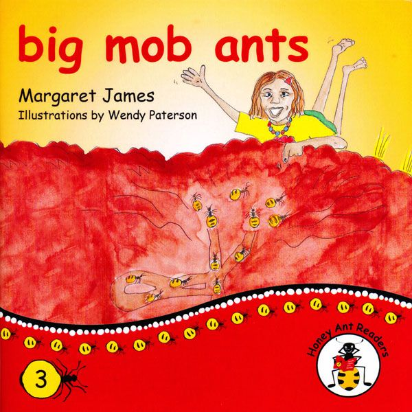 Honey Ant Readers - These research-based, interactive resources include books, pre-reading material and supporting activity books and games that are supported by teaching theories which focus on Indigenous learners and their languages, interests and life experiences.