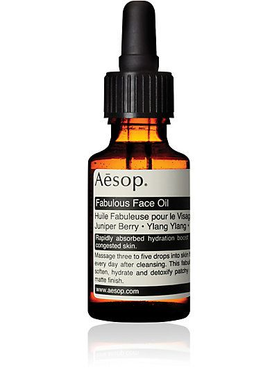 Aesop Fabulous Face Oil - - Barneys.com--for combination skin (decongesting, balancing)