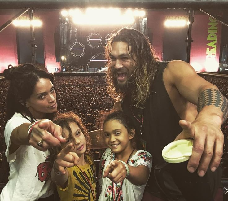 Jason Momoa Has Been Madly In Love With His Wife Lisa Bonet Since He Was 8 Years Old