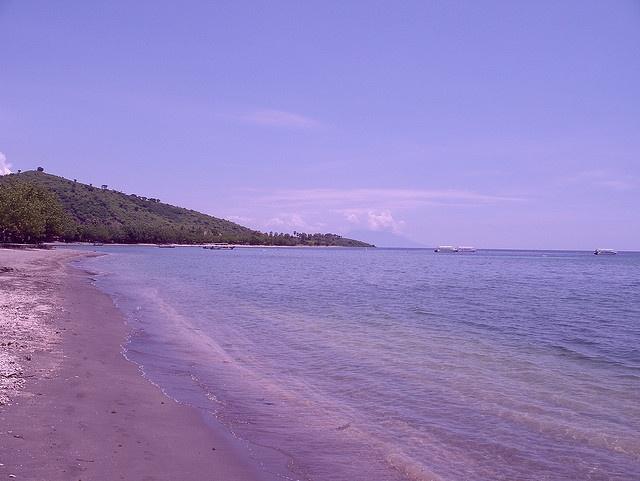 The Bay of Pemuteran