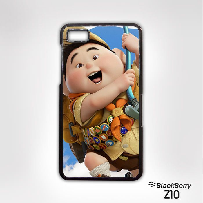 Russell boy in pixars up AR for Blackberry Z10/Q10 phonecases