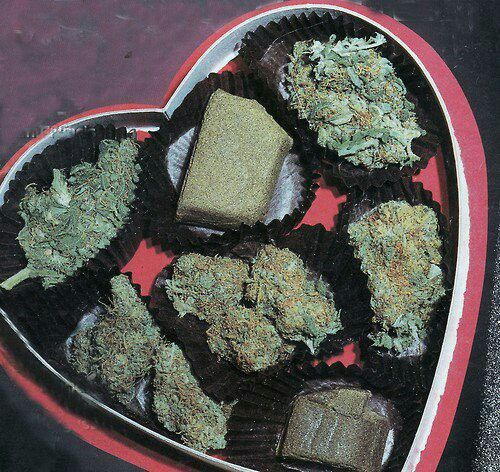 Valentine's Day is sneaking up quick! What are you going to pick-up for the #mmj patient in your life?