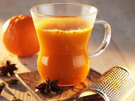 Vitamin-Punsch mit Sanddorn ist ein Rezept mit frischen Zutaten aus der Kategorie Südfrucht. Probieren Sie dieses und weitere Rezepte von EAT SMARTER!