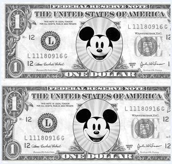 Mickey Money: Fun Classroom Currency